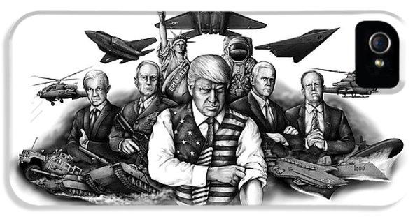 The Donald - Make America Great Again IPhone 5 Case