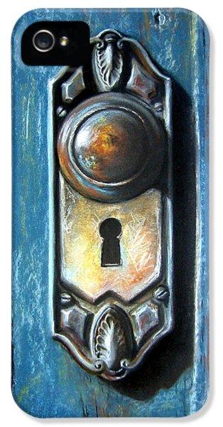 The Door Knob IPhone 5 Case