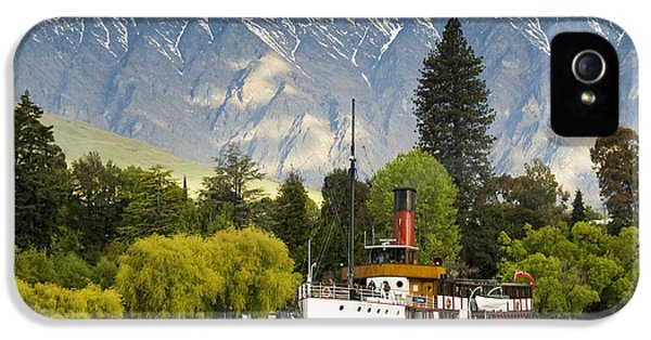 The Earnslaw IPhone 5 Case by Werner Padarin