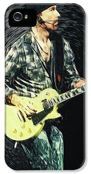 The Edge IPhone 5 Case