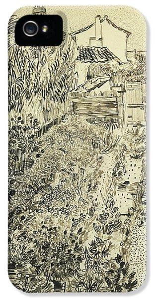 The Flower Garden, 1888 IPhone 5 Case