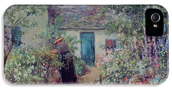 The Flower Garden IPhone 5 Case
