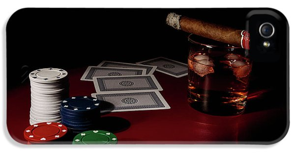 The Gambler IPhone 5 Case