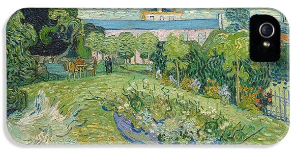 The Garden Of Daubigny IPhone 5 Case