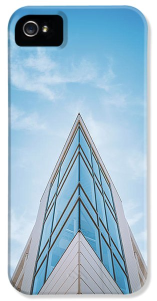 The Glass Tower On Downer Avenue IPhone 5 Case by Scott Norris