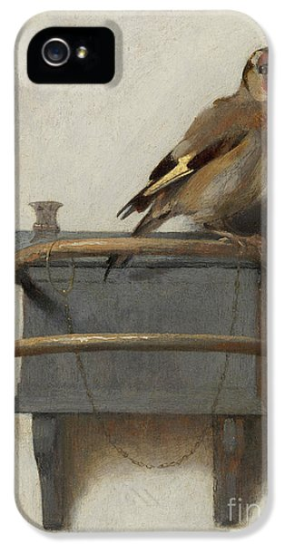 The Goldfinch, 1654  IPhone 5 Case