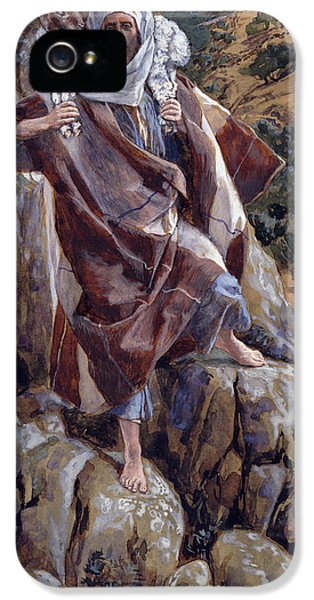 The Good Shepherd IPhone 5 / 5s Case by Tissot