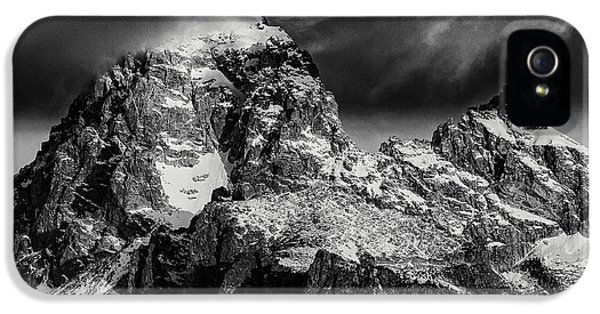 The Grand Teton IPhone 5 Case by Gary Lengyel