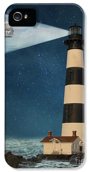 The Guiding Light IPhone 5 Case by Juli Scalzi