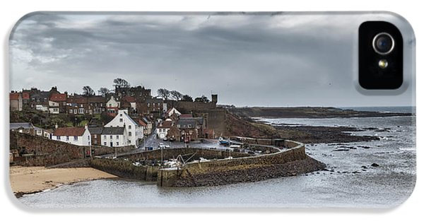 The Harbour Of Crail IPhone 5 Case by Jeremy Lavender Photography