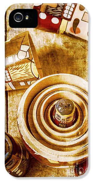 The Hidden Hand At Play IPhone 5 Case by Jorgo Photography - Wall Art Gallery