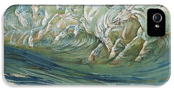 The Horses Of Neptune IPhone 5 Case