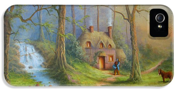 The House Of Tom Bombadil.  IPhone 5 Case by Joe  Gilronan