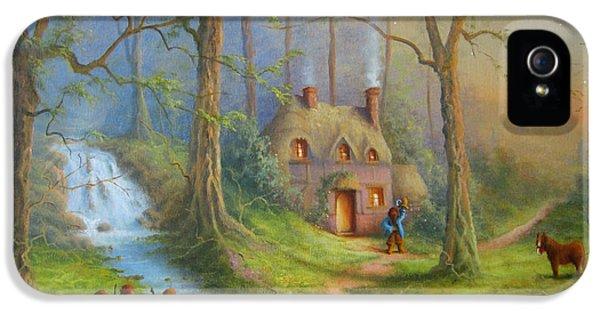 The House Of Tom Bombadil.  IPhone 5 / 5s Case by Joe  Gilronan