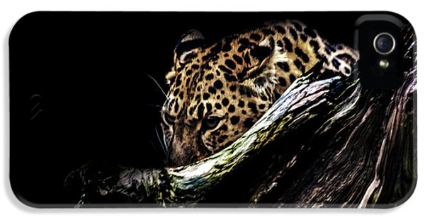 The Hunt IPhone 5 Case by Martin Newman