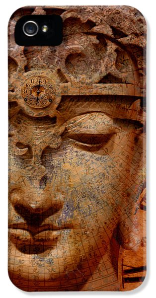 The Illusion Of Time IPhone 5 Case