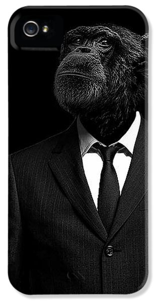 The Interview IPhone 5 Case by Paul Neville