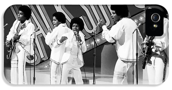 The Jackson 5 1972 IPhone 5 Case