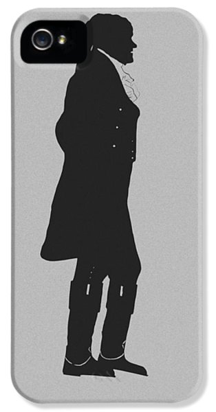 The Jefferson IPhone 5 Case by War Is Hell Store