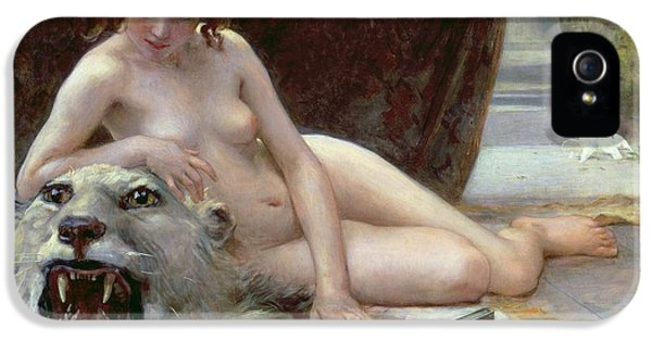 The Jewel Case IPhone 5 Case by Guillaume Seignac