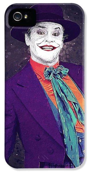 The Joker IPhone 5 Case