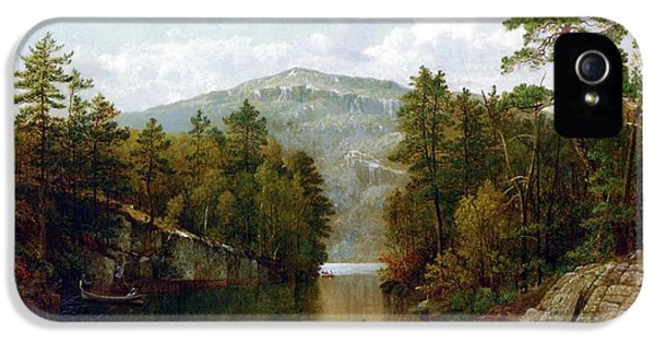 The Lake George IPhone 5 Case