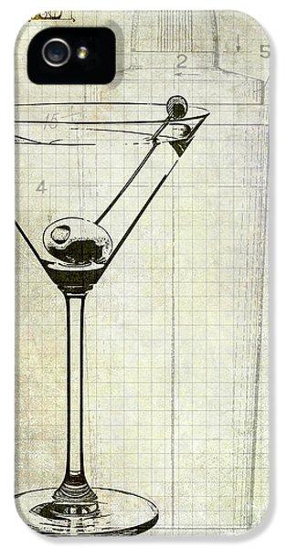 The Martini IPhone 5 Case by Jon Neidert
