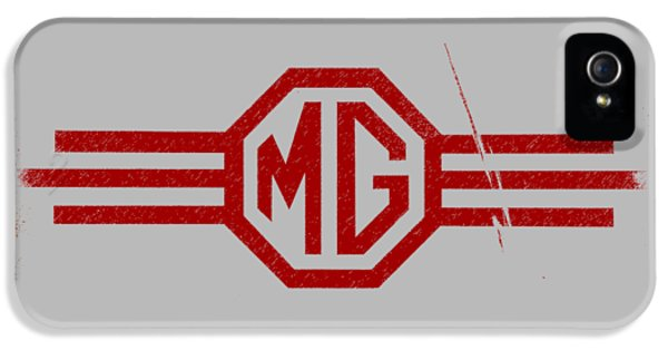 The Mg Sign IPhone 5 Case