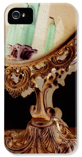 iPhone 5 Case - The Mirror by Orphelia Aristal