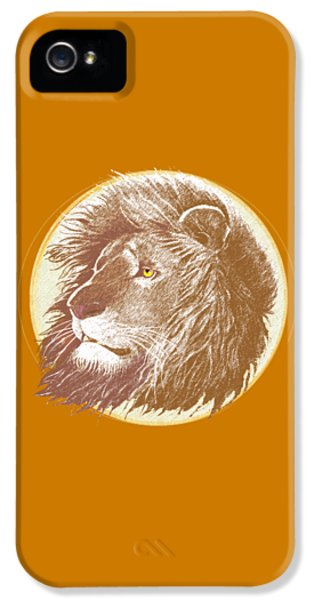 The One True King IPhone 5 Case by J L Meadows