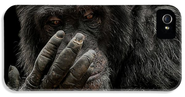 The Palm Reader IPhone 5 / 5s Case by Paul Neville
