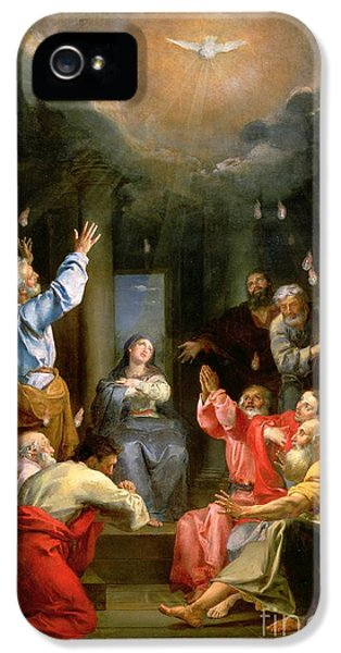 The Pentecost IPhone 5 / 5s Case by Louis Galloche
