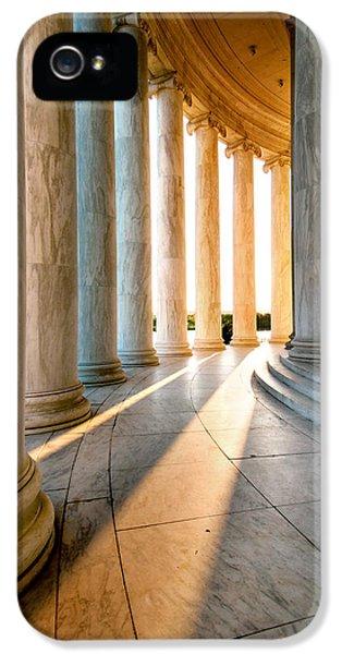 The Pillars Of D.c. IPhone 5 Case