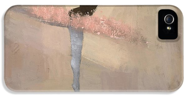 Expressive iPhone 5 Cases - The Pink Tutu iPhone 5 Case by Steve Mitchell