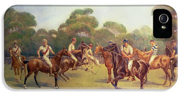 The Polo Match IPhone 5 Case