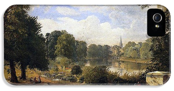 The Serpentine IPhone 5 / 5s Case by Jasper Francis Cropsey