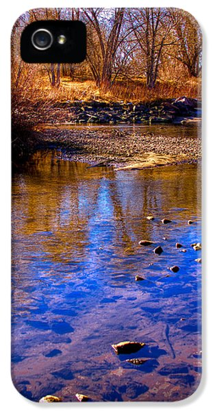 The South Platte River II IPhone 5 Case by David Patterson