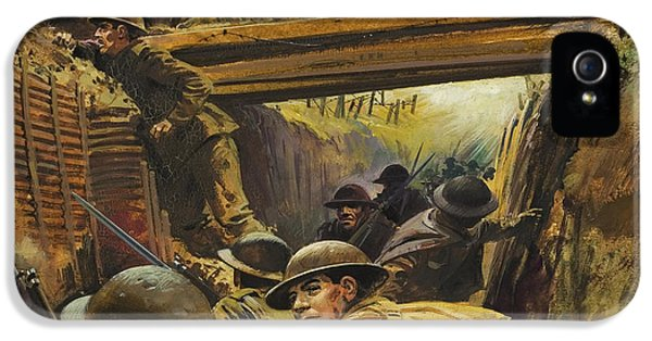 The Trenches IPhone 5 Case