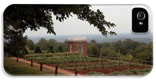 The Vegetable Garden At Monticello IPhone 5 Case