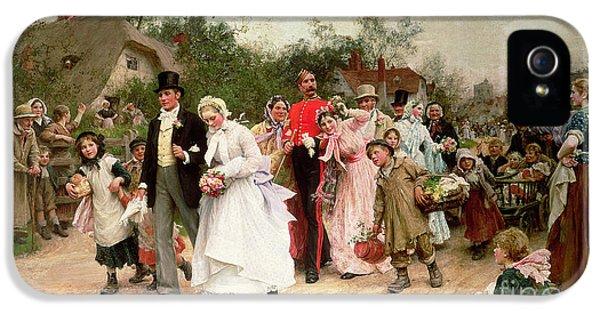 The Village Wedding IPhone 5 Case