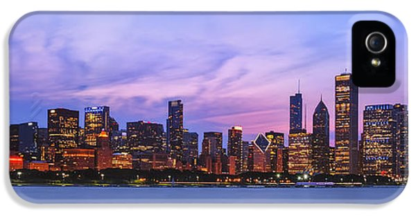 The Windy City IPhone 5 Case by Scott Norris