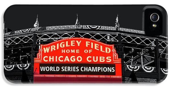 The Winning Confines IPhone 5 Case by Andrew Soundarajan