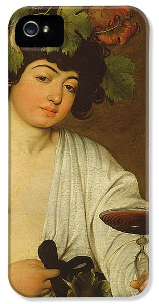 The Young Bacchus IPhone 5 Case