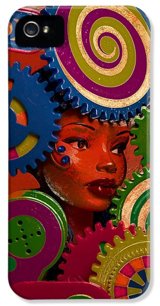 Thinking Cap IPhone 5 / 5s Case by Jeff  Gettis