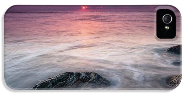 iPhone 5 Case - This Image Was Photographed Along The by Jon Glaser