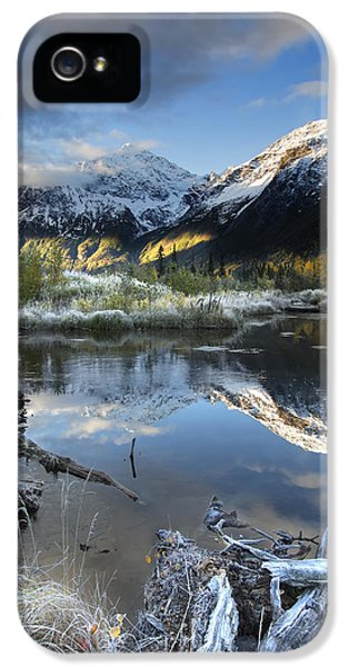 Thoreau IPhone 5 Case by Ed Boudreau