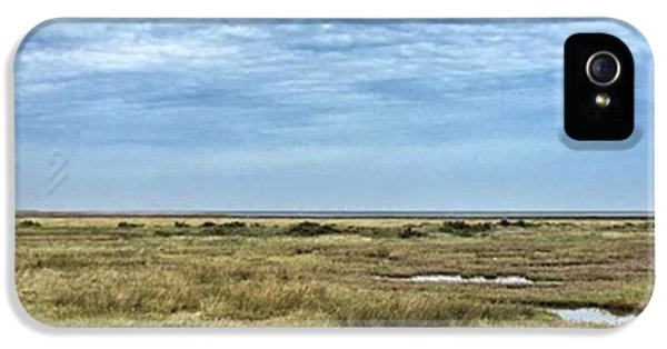 iPhone 5 Case - Thornham Marshes, Norfolk by John Edwards