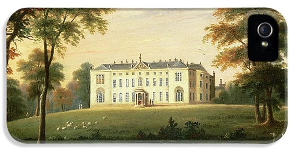 Thorp Perrow Near Snape In Yorkshire IPhone 5 Case