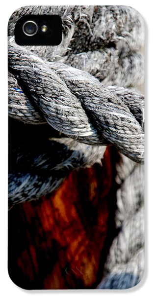 Tied Together IPhone 5 Case