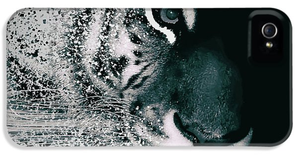 Tiger Dispersion IPhone 5 Case